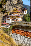Monastère de Taktsang Photographie stock libre de droits