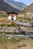 Monastère de Tamchoe photographie stock libre de droits