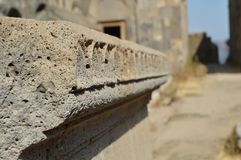 Monastère de Tatev Photographie stock