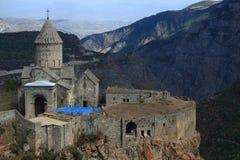 Monastère de Tatev Images stock