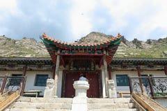 Monastère de temple de Günjin Süm Images stock