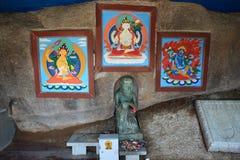 Monastère de temple de Günjin Süm Image libre de droits