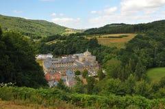 Monastère de Tha Samos en Galicie Image stock