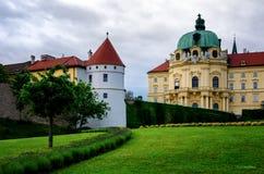Monastère de Vienne, Klosterneuburg photographie stock libre de droits