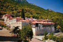 Monastère de Vissarion de saint images stock