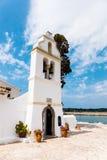 Monastère de Vlacherna Photos stock
