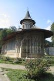 Monastère de Voronet Photos stock