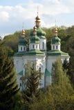 Monastère de Vydubicheskiy Images libres de droits