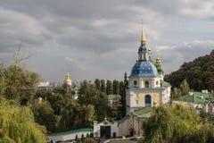 Monastère de Vydubychi photos libres de droits