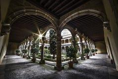 Monastère de Yuste Photographie stock
