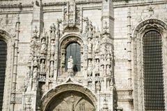 Monastère des jeronimos Images stock