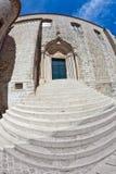 monastère dominicain de dubrovnik photos libres de droits