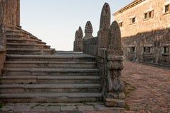Monastère en haut à l'ouest photos libres de droits