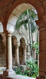 Monastère espagnol antique à Miami image libre de droits