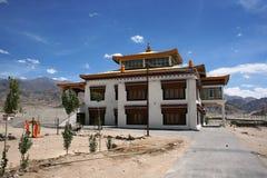 Monastère, Leh Photographie stock libre de droits