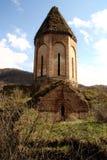 monastère médiéval de kirants de l'Arménie Images libres de droits