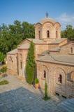 Monastère neuf de Dionysiou Images stock