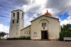 Monastère neuf de Valamo Photographie stock