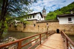 Monastère orthodoxe bulgare images libres de droits
