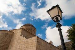 Monastère orthodoxe de la Chypre Image libre de droits