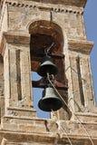 Monastère orthodoxe de tour de Bell Photos libres de droits