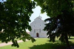 Monastère orthodoxe Serbie de Kovilj Photo libre de droits