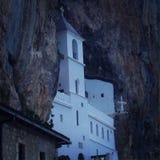 Monastère Ostrog images stock