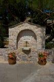 Monastère Profitis Ilias Images stock