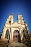 Monastère roumain Photo stock