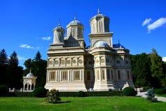 Monastère roumain image libre de droits