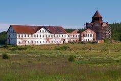 Monastère ruiné Photographie stock