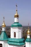 Monastère saint d'hypothèse photographie stock