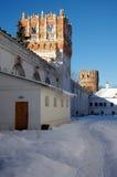 Monastères grands de la Russie Couvent de Novodevichy Photo stock