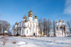 Monastères grands de la Russie. Pereslavl photos stock