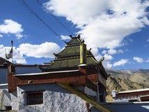 Monastério budista Imagem de Stock Royalty Free