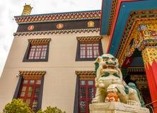 Monastério budista Fotos de Stock