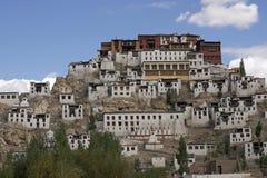 Monastério budista em Ladakh imagem de stock royalty free