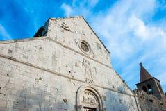 Monastério croata Fotos de Stock