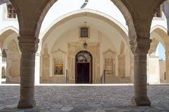 Monastério da cruz santamente Foto de Stock Royalty Free