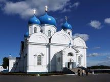 Monastério da ortodoxia Fotografia de Stock