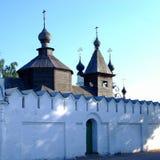 Monastério da trindade santamente imagens de stock royalty free