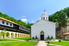 Monastério da trindade santamente, Pljevlja fotografia de stock royalty free