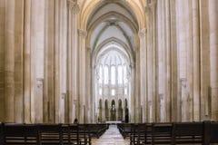Monastério de Alcobaça, Portugal Fotos de Stock