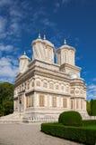 Monastério de Arges fotografia de stock royalty free