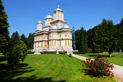 Monastério de Arges Fotografia de Stock