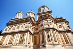 Monastério de Arges foto de stock