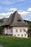 Monastério de Barsana Fotos de Stock
