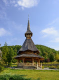 Monastério de Barsana Fotografia de Stock