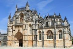 Monastério de Batalha Imagem de Stock Royalty Free