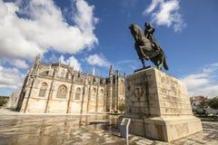 Monastério de Batalha, Portugal imagens de stock royalty free